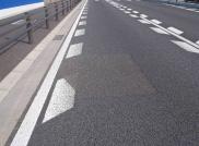 排水性舗装の補修